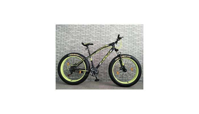 Castello Jaguar Fat Bicycle Review