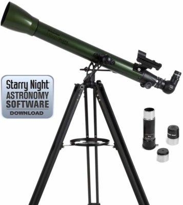Celestron ExploraScope 22100 60AZ Refractor Telescope