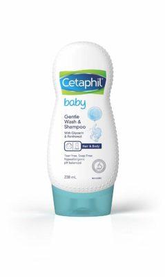 Cetaphil Baby Shampoo and Wash