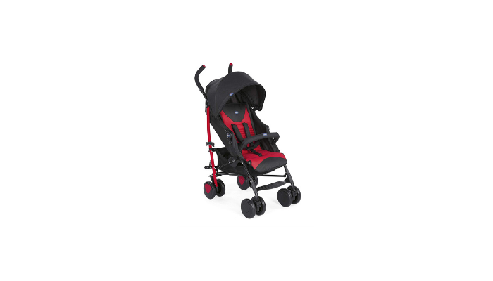 Chicco Echo Stroller W Bumper Bar Mr Blue Review