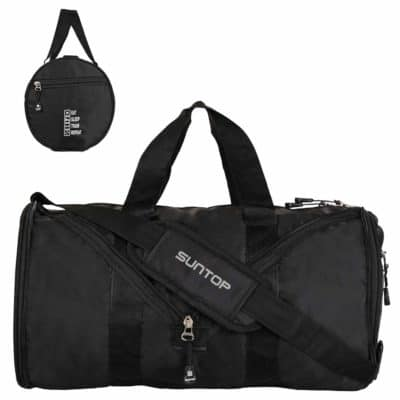 Music is The Answer Gym Bag