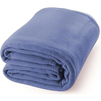 Cloth Fusion Thermal Soft Brush Blanket