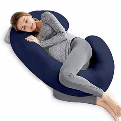 Cloth Fusion Full Body Pregnancy Pillow