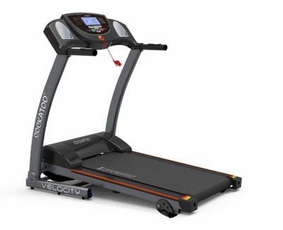 Cockatoo Velocity Series 1.25 HP (2.5 HP Peak) & 1.5 HP (3 HP Peak) DC Motorized Treadmill