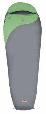 Coleman Biker Sleeping Bag(Green, Grey)