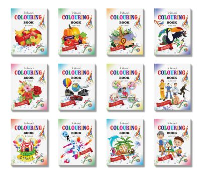 Colouring Books Collections by InIkao