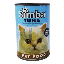 Complementary cat food