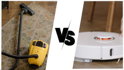 Corded Vs Cordless Vacuum Cleaner Which One Is Right For You