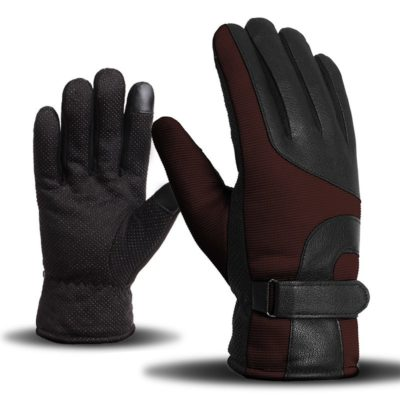 Coromose Men Winter Gloves