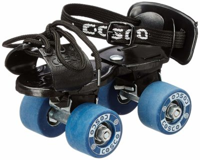 Cosco Tenacity Super Jr.Quad Roller Skates(3-6 Years)