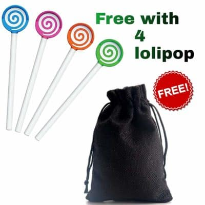 Cossy Tossy Lollipop Tongue Cleaner for Kids