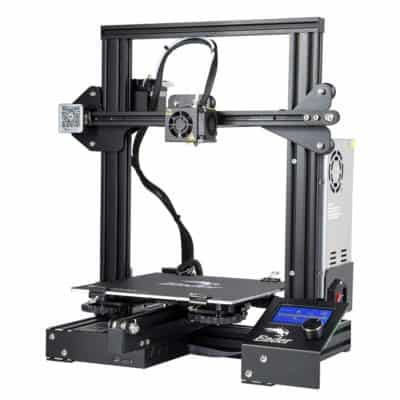 3D Bazaar Creality Ender 3 3D Printer Aluminum DIY with Resume Print 220x220x250mm