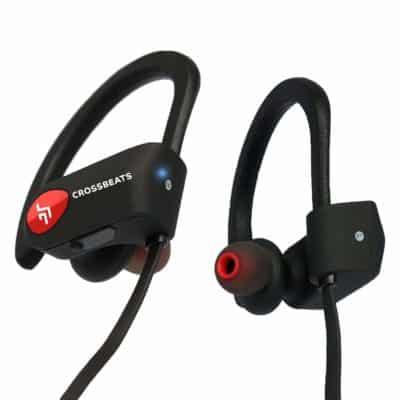 CrossBeats Wave Waterproof Wireless Earphones