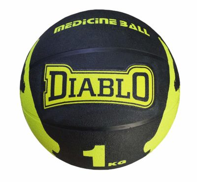 DIABLO Premium Quality Rubber Medicine Balls