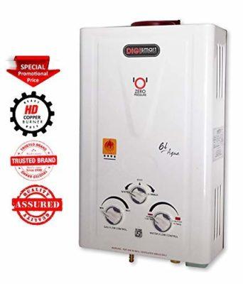 DIGISMART Aqua LPG Gas Water Heater