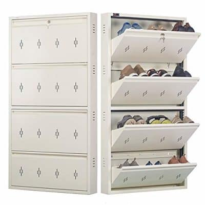 DNS Metal World Shoe Rack