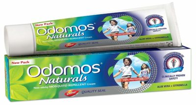 Dabur Odomos Repellent Cream- Non-Sticky Cream