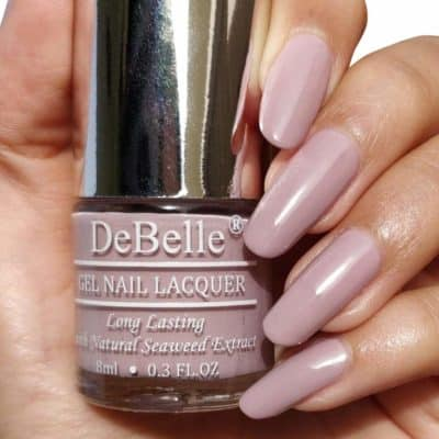 DeBelle Gel Nail Lacquer 8ml Vintage Frost