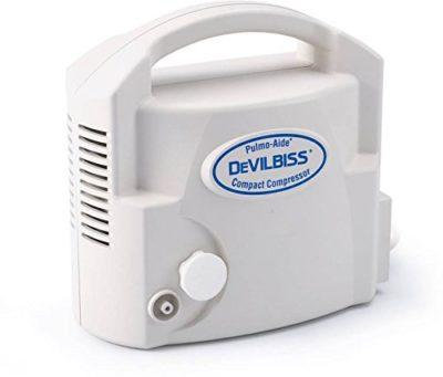 DeVilbiss Pulmo-aide compact compressor Nebulizer