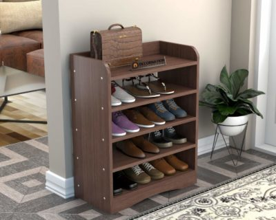 DecorNation Vegas Shoe Rack
