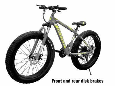Dexter Front Suspension 24-Speed Mountain Bike