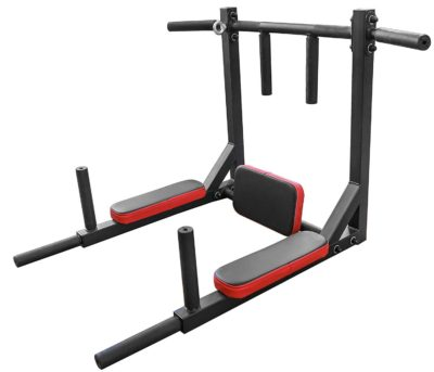 Dolphy Dips Bar, Pull Up Bar and Push Up Bar Wall Removable Model