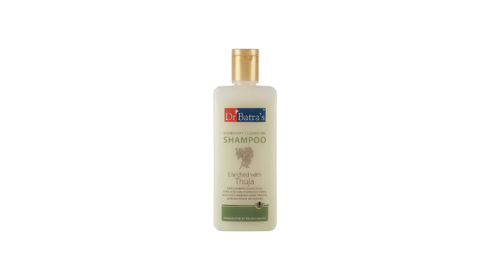 Dr Batra Dandruff Cleansing Shampoo Review