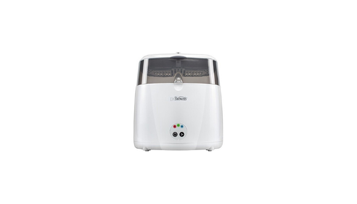 Dr Browns Electric Countertop Natural Flow Deluxe Bottle Sterilizer Review