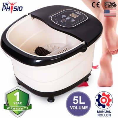 Dr Physdisplayio (USA) Electric Powerful Foot Spa Body Massager Machine