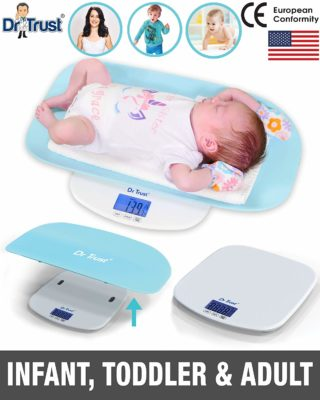 Dr. Trust USA Digital Baby Weighing Scale