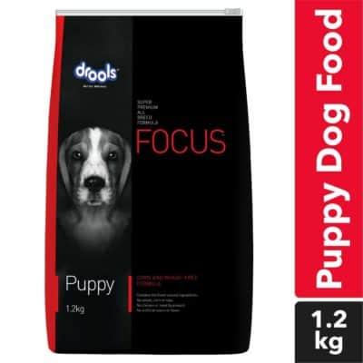 Drools Focus Puppy Super Dog Food