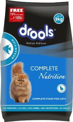 Drools Ocean Fish Cat Food
