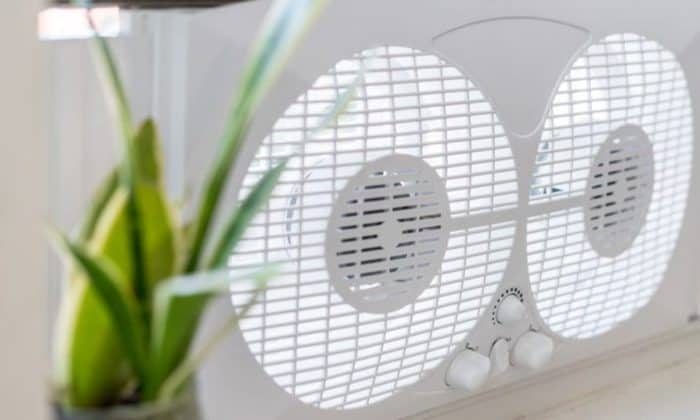 Image result for intake window fans