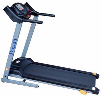 Durafit 001 Sturdy Motorized Foldable Treadmill