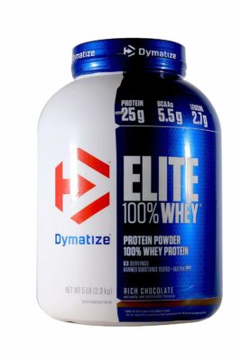 Dymatize Nutrition Elite Protein Powder