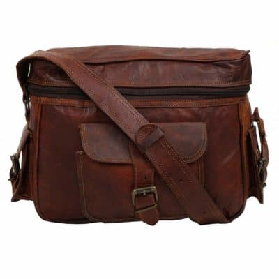E-Tailor Cameron Vintage DSLR SLR Camera Bag