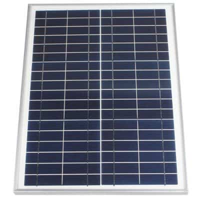 EMMVEE 60wp solar panel 36cells Polycrystalline module