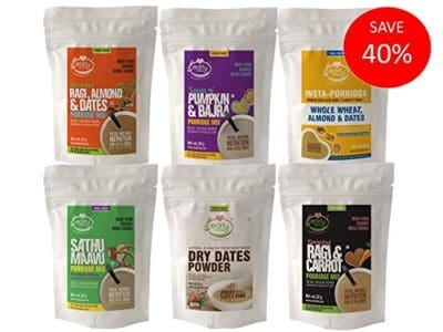 Early Foods Trial Pack