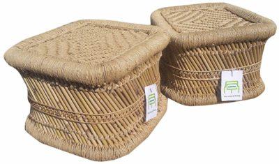 Ecowoodies Babiana Handicraft High Chair