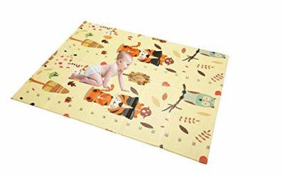 Egab Baby Folding mat Playmat