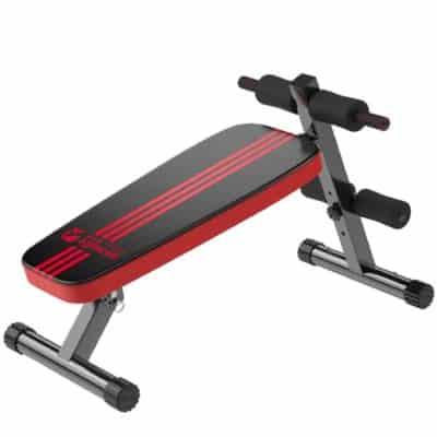 Egymcom multi-workout sit up bench