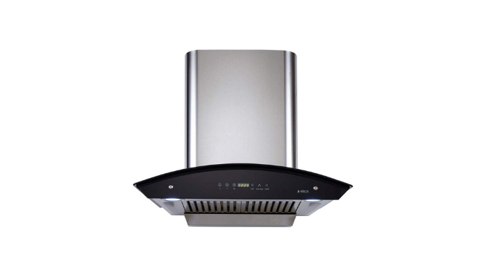 Elica 60 cm 1200 m3 hr Kitchen Chimney WD HAC TOUCH BF 60 SS Review