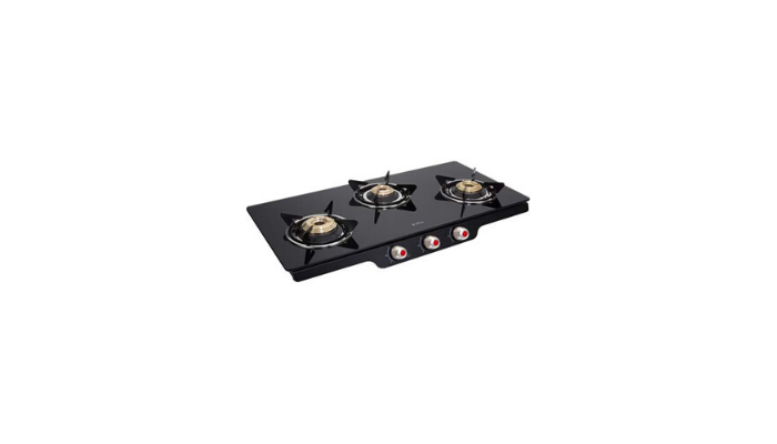 Elica Patio ICT 773 BLK AI Glass Gas Stove Review