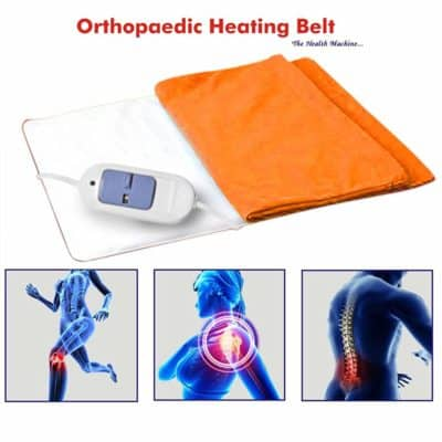 Elove Orthopedic Electric Heating Pad with Waist belt