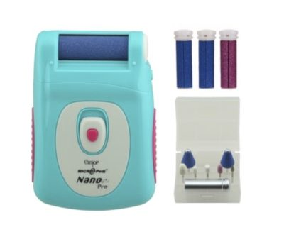 Emjoi Micro-Pedi Nano Pro Callus Remover