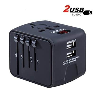 ENHANCE SL 199D Travel Adapter