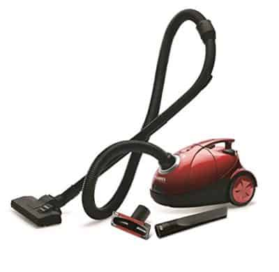 Eureka Forbes Quick Clean DX 1200 Watt Vacuum Cleaner with Free Dust Bags