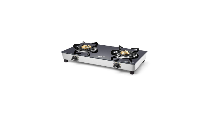 Eveready TGC 2B Glass Top Gas Stove Review