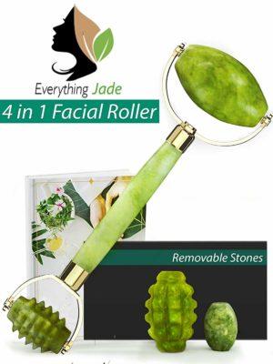 Everything Jade - Jade Roller for Face Massager