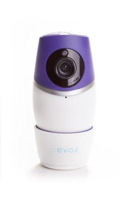 Evoz Glow Wi-Fi Baby Monitor